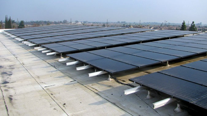 Tulare Veteran's Hall Solar Upgrade and Re-roof - Tulare, CA
