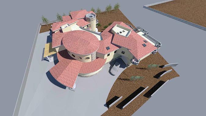 Tuscan Villa Residence - Fresno, CA